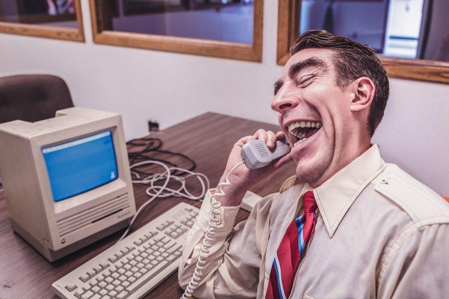 Callcenter med power